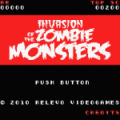 Invasion of the Zombie Monsters