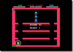 BB4CPC - Bubble Bobble remake for the Amstrad CPC
