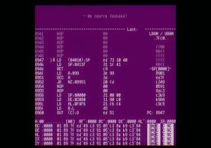 ORGAMS assembler